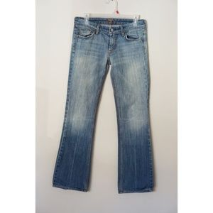 7 For All Mankind 7FAM Flynt Bootcut Jeans